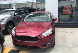 Bán xe Ford Focus Trend 1.5L năm 2019, màu đỏ giá 589 triệu tại Tp.HCM