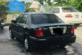 Cần bán Ford Laser LX 1.6 MT đời 2002, màu đen, số sàn, 143tr giá 143 triệu tại Hà Nội