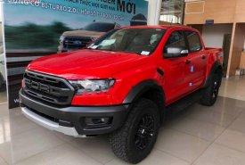 Bán Ford Ranger Raptor 2.0L 4x4 AT năm 2019, màu đỏ, nhập khẩu  giá 1 tỷ 178 tr tại Hà Nội