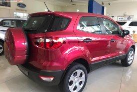 Bán xe Ford EcoSport đời 2019, màu đỏ, 521tr giá 521 triệu tại Tp.HCM