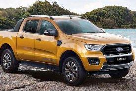Bán Ford Ranger 2019 KM khủng, vay ngân hàng lên đến 90%, 120tr giao xe tận nhà giá 616 triệu tại Tp.HCM