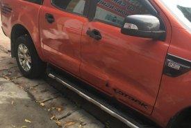 Bán xe Ford Ranger Wiidtrack đời 2014, màu đỏ, nhập khẩu nguyên chiếc  giá 500 triệu tại Hưng Yên