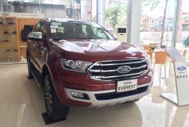 Bán Ford Everest 4x2 Titanium 2019, giao xe ngay, hỗ trợ tới 90% giá chỉ từ 190tr giá 1 tỷ 107 tr tại Hà Nội