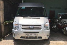 Bán Ford Transit năm sản xuất 2017, màu bạc, chính chủ giá 750 triệu tại Đồng Nai