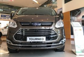 Bán Ford Tourneo Titanium 2.0 AT đời 2019, màu nâu giá 1 tỷ 69 tr tại Hải Dương