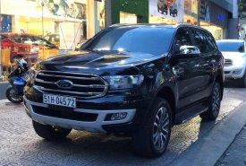 Cần bán Ford Everest năm sản xuất 2019, màu đen, xe nhập giá 1 tỷ 355 tr tại Tp.HCM