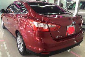 Cần bán Ford Focus năm 2015, màu đỏ, nhập khẩu giá 500 triệu tại Tp.HCM
