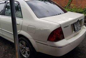 Bán xe Ford Laser 1.8AT đời 2003, màu trắng, số tự động giá 195 triệu tại Tp.HCM