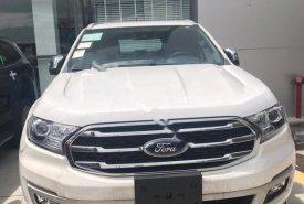 Cần bán xe Ford Everest Titanium 2.0L 4x2 AT đời 2019, màu trắng, nhập khẩu nguyên chiếc giá 1 tỷ 177 tr tại Tp.HCM