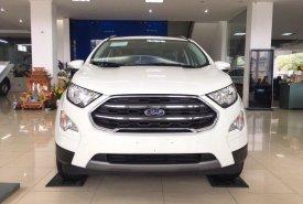 Bán xe Ford EcoSport 1.5 titanium 2019, màu trắng, giá chỉ 595 triệu, Hotline:0766120596 giá 595 triệu tại Hà Nội