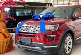 Ford Explorer 2019, nhập khẩu nguyên chiếc từ Mỹ, Giao ngay liên hệ 0938211346 để nhận chương trình mới nhất giá 1 tỷ 979 tr tại Tp.HCM