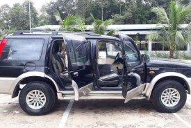 Xe Ford Everest đời 2006, màu đen, nhập khẩu nguyên chiếc giá 280 triệu tại Bình Dương