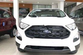 Cần bán xe Ford EcoSport Ambiente AT sản xuất năm 2019, màu trắng giá 555 triệu tại Tp.HCM
