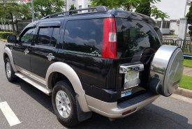 Bán Ford Everest 2.5L 4x2 MT đời 2007, màu đen, xe gia đình giá 327 triệu tại Tp.HCM
