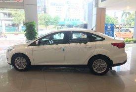 Bán Ford Focus Trend 1.5L năm 2019, màu trắng, giá 570tr giá 570 triệu tại Hà Nội