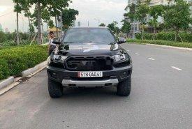 Bán ô tô Ford Ranger Raptor sản xuất 2019, màu đen, nhập khẩu  giá 1 tỷ 200 tr tại Tp.HCM