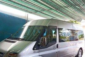 Bán xe Ford Transit năm 2018, màu bạc như mới, giá cạnh tranh giá 695 triệu tại Bình Định