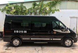 Cần bán lại xe Ford Transit Limosine sản xuất 2015, màu đen  giá 590 triệu tại Cần Thơ