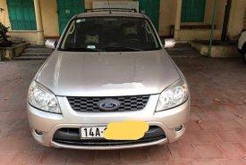 Bán xe Ford Escape XLS 2.3 4x4 AT đời 2012, màu bạc như mới, giá tốt giá 475 triệu tại Quảng Ninh