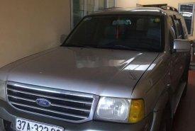Bán Ford Everest năm sản xuất 2005, màu bạc còn mới, giá tốt giá 200 triệu tại Thái Bình