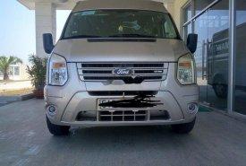 Bán Ford Transit Medium sản xuất năm 2015, màu bạc giá 465 triệu tại Tp.HCM