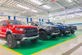 Siêu bán tải Ranger Raptor tặng ngay gói phụ kiện chính hãng giá 1 tỷ 198 tr tại Tp.HCM