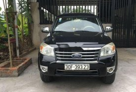 Cần bán Ford Everest đời 2009 xe nguyên bản giá 405 triệu tại Hà Nội