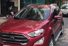 Bán Ford EcoSport đời 2018, màu đỏ giá 628 triệu tại Tp.HCM