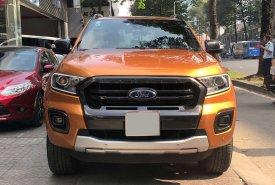 Bán Ranger Wildtrak 2.0L Bi-turbo 2018, màu cam, xe đẹp như mới giá 815 triệu tại Tp.HCM