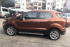 Bán xe Ford EcoSport sản xuất 2018, màu nâu giá 639 triệu tại Hà Nội