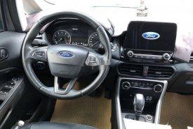 Cần bán lại xe Ford EcoSport sản xuất năm 2018, màu xám giá 555 triệu tại Tp.HCM