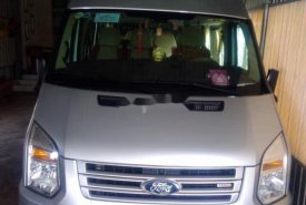 Cần bán lại xe Ford Transit sản xuất 2017, màu bạc, 550tr giá 550 triệu tại Hậu Giang