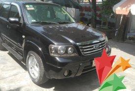 Cần bán gấp Ford Escape đời 2008, màu đen giá 295 triệu tại Hà Nội