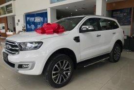 Cần bán Ford Everest 2.0L Titanium 4x2 đời 2020, màu trắng, nhập khẩu Thái giá 1 tỷ 115 tr tại Tp.HCM