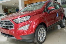 Cần bán xe Ford EcoSport 1.5L Titanium năm 2020, màu đỏ giá 605 triệu tại Tp.HCM