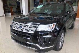 Cần bán xe Ford Explorer 2.3L Ecoboost đời 2019, màu đen, xe nhập giá 1 tỷ 920 tr tại Tp.HCM