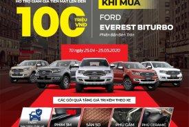 Ford Everest Titanium 2.0 4x2 2020, liên hệ để nhận giá tốt nhất giá 1 tỷ 147 tr tại Tp.HCM