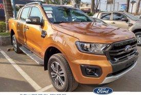 Ford Ranger Wildtrak 4x4 2020 giá ưu đãi, giao ngay trong tháng giá 616 triệu tại Đà Nẵng