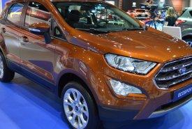 Bán Ford EcoSport đời 2020, màu nâu giá 500 triệu tại Tp.HCM
