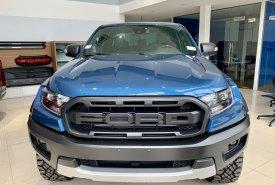 Cần bán xe Ford Ranger đời 2020, màu xanh lam, nhập khẩu chính hãng giá 1 tỷ 176 tr tại Tp.HCM