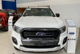 Cần bán xe Ford Ranger Willtrack 2020, màu trắng, nhập khẩu, giá tốt giá 820 triệu tại Tp.HCM