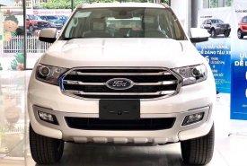 Bán Ford Everest Trend đời 2020, màu trắng, nhập khẩu giá 1 tỷ 12 tr tại Tp.HCM