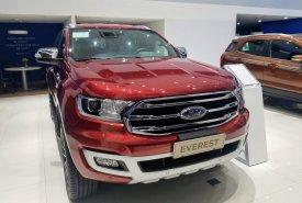 Ford Everest Titanium 4x2 2020- đỏ - sẵn xe giá 1 tỷ 99 tr tại Tp.HCM