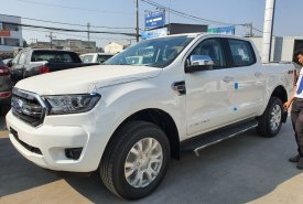 Bán xe Ford Ranger XLT Limited đời 2020, màu trắng, xe nhập giá 779 triệu tại Tp.HCM