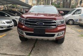 Xe Ford Everest Trend 2.0L 4x2 2020 giảm giá lên đến 1xx triệu và khuyến mại phụ kiện chính hãng giá 1 tỷ 6 tr tại Hà Nội