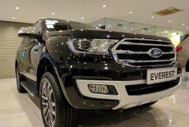 Bán Ford Everest Biturbo đời 2020, màu đen, nhập khẩu chính hãng giá 1 tỷ 309 tr tại Hà Nội