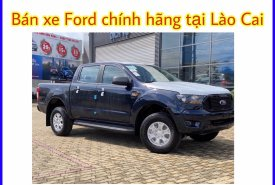 Tư vấn mua bán xe Ford Ranger XLS 2.2L 4x2 2021 tại Lào Cai, hỗ trợ trả góp 80% giá 650 triệu tại Lào Cai