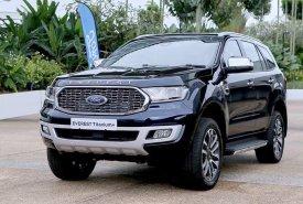 Cần bán gấp Ford Everest đời 2021, màu trắng, nhập khẩu nguyên chiếc giá 1 tỷ 103 tr tại Hà Nội
