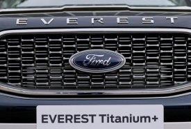 Bán ô tô Ford Everest đời 2020, nhập khẩu nguyên chiếc giá 1 tỷ 103 tr tại Hà Nội