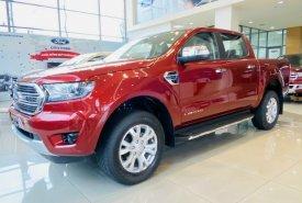 Cần bán Ford Ranger đời 2020, màu đỏ, nhập khẩu chính hãng, 769 triệu giá 769 triệu tại Hà Nội